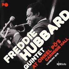 Freddie Hubbard at Onkel Po's Carnegie Hall Hambourg 1978 - Vinile LP di Freddie Hubbard