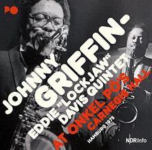 At Onkel Po's Carnegie - Vinile LP di Johnny Griffin