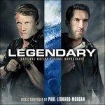 Cover CD Colonna sonora Legendary