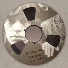 Sessions vol.2 (Clear Vinyl Limited Edition) - Vinile LP di Rolling Stones