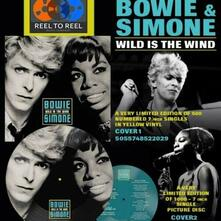 Wild Is the Wind (Picture Disc) - Vinile 7'' di David Bowie,Nina Simone