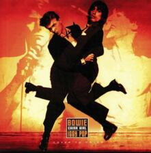 China Girl (Orange Coloured Vinyl - Limited Edition) - Vinile 7'' di David Bowie,Iggy Pop
