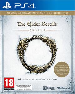 Videogioco Elder Scrolls Online: Tamriel Unlimited PlayStation4 0
