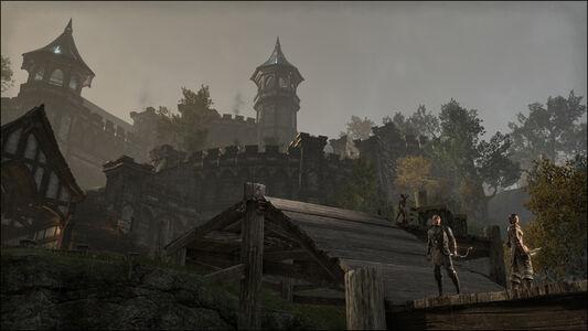 Videogioco Elder Scrolls Online: Tamriel Unlimited PlayStation4 4
