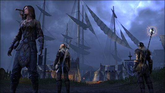 Videogioco Elder Scrolls Online: Tamriel Unlimited PlayStation4 5
