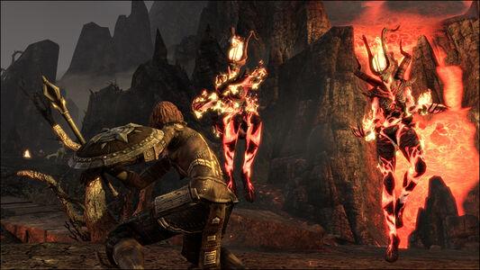 Videogioco Elder Scrolls Online: Tamriel Unlimited PlayStation4 6