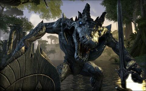 Videogioco Elder Scrolls Online: Tamriel Unlimited PlayStation4 9