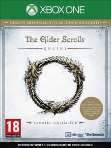 Videogioco Elder Scrolls Online: Tamriel Unlimited Xbox One 0