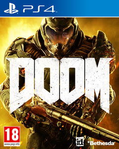Videogioco DOOM PlayStation4