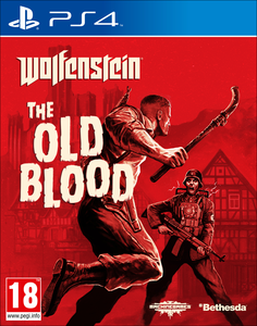 Videogioco Wolfenstein: The Old Blood PlayStation4 0
