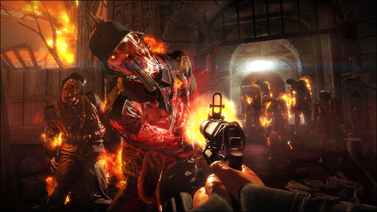 Videogioco Wolfenstein: The Old Blood PlayStation4 1