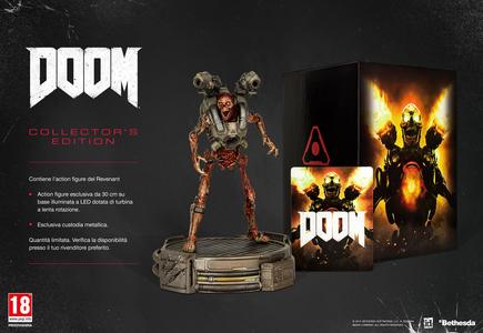Videogioco DOOM Collector's Edition PlayStation4 1
