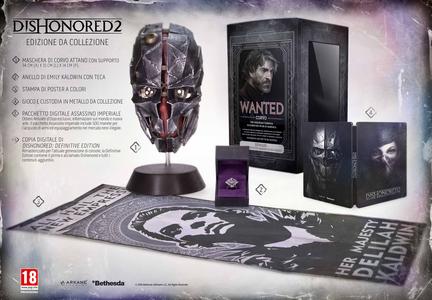 Videogioco Dishonored 2 Collector's Edition - XONE Xbox One 1