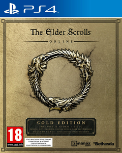 Videogioco Elder Scrolls Online Gold Edition - PS4 PlayStation4 0