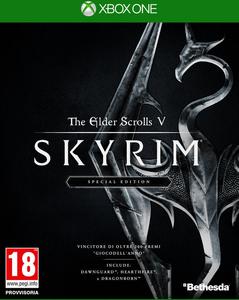 Videogioco Elder Scrolls V: Skyrim Special Edition - XONE Xbox One