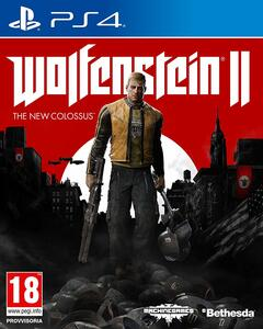Wolfenstein 2. The New Colossus - PS4