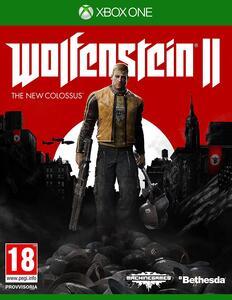 Wolfenstein 2. The New Colossus - XONE - 3