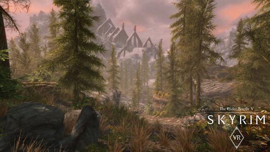 The Elder Scrolls V: Skyrim VR - PS4 - 4