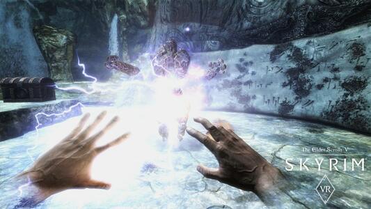 The Elder Scrolls V: Skyrim VR - PS4 - 5