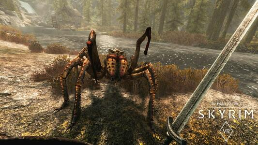 The Elder Scrolls V: Skyrim VR - PS4 - 6