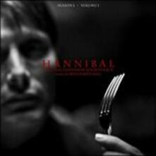 Hannibal Ost Season vol.1 (Colonna Sonora) - Vinile LP di Brian Reitzell