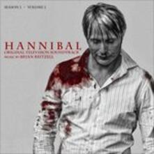Hannibal Original Soundtrack Season 2 vol.2 (Colonna Sonora) - Vinile LP di Brian Reitzell