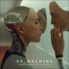 Ex Machina - Vinile LP di Geoff Barrow
