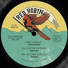 Outta Road - Dem a Fraud - Vinile 7''
