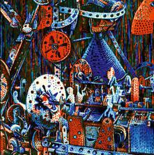 Mecanoncentric Worlds of Pierre Bastien - Vinile LP di Pierre Bastien