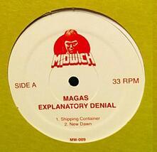 Explanatory Denial - Vinile LP di Magas