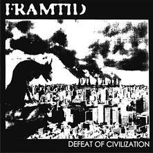 Defeat of Civilization - Vinile LP di Framtid