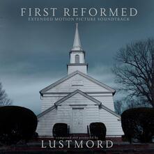 First Reformed (Coloured Vinyl) - Vinile LP di Lustmord