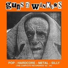 Pop - Hardcore - Metal - Silly - Vinile LP di Guns n' Wankers