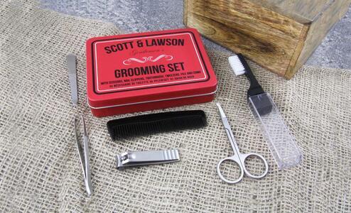 Scott & Lawson. Grooming Set