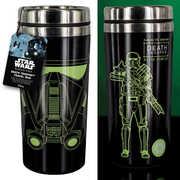 Idee regalo Tazza Da Viaggio Star Wars. Rogue One. Death Trooper Travel Paladone