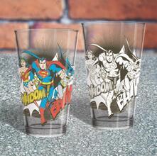 Bicchiere Termosensibile Dc Comics