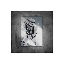 Quadro Luminoso Star Wars Stormtrooper Luminart