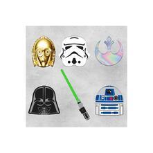 Set 6 Adesivi Star Wars Accessory