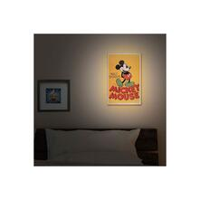 Quadro Luminoso Mickey Mouse Luminart