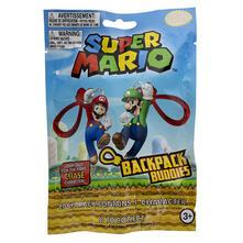 Super Mario Backpack Buddies Series 2 Cdu 24Pcs