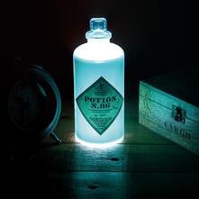 Lampada 3D Harry Potter Pozione. Potion Bottle