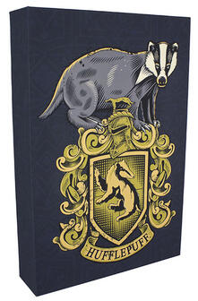Lampada. Harry Potter Hufflepuff Luminart