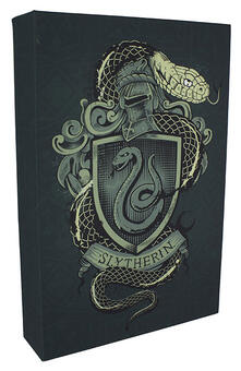 Lampada. Harry Potter Slytherin Luminart