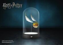 Lampada 3D Harry Potter Boccino d'oro. Golden Snitch