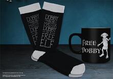 Set Tazza e Calzini Harry Potter Dobby Elfo domestico