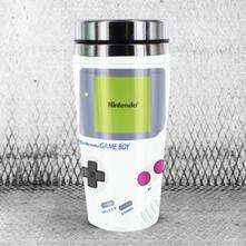 Tazza Da Viaggio Nintendo. Gameboy