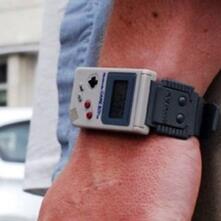 Orologio Nintendo. Gameboy