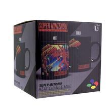 Tazza Termosensibile Super Metroid Heat Change Mug