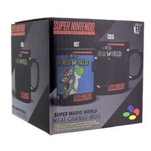 Tazza Termosensibile Super Mario World Heat Change Mug