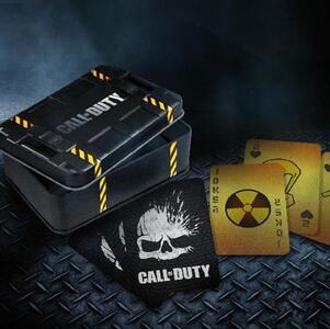 Carte Da Gioco Call Of Duty
